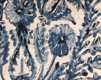 Sofia Azure Lacefield fabric home decor Mulripurpose