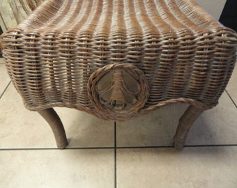Sale Vintage Well Built Cane Chair