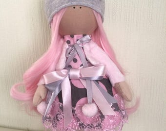 "Doll ""pink cloud"""
