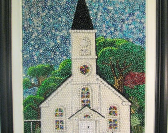 Beaded Church