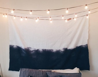 Dip Dyed Tapestry