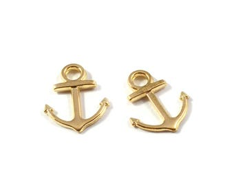 Charm anchor set of 2