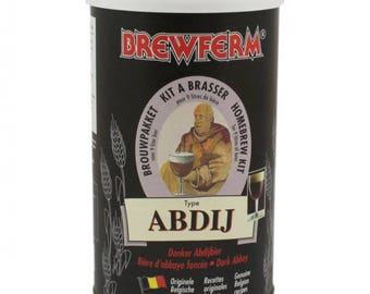 Brewferm Abdij - Dark Abbey Beer Kit