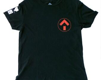 Signature Tshirt in Black