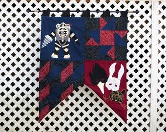 Rapture // Bioshock Video Game Big Daddy Wall Hanging Tapestry Banner