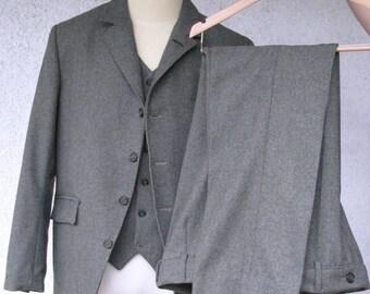 The Watson Suit----3pc Victorian---1909 Bespoke