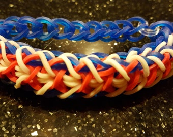 Rainbow Loom Liberty Twist Stretchy Bracelet