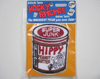 Kooky Patches Hippy Peanut Butter Patch