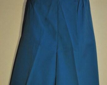 Women's Vintage Blue Shorts