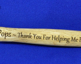 Engraved Hammer. Guy Gifts. Gift For Brother. Gift For Friend. Groomsmen Gift.  Hammer Gift