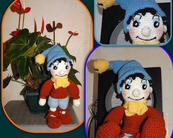 Tutorial Yes crochet doll
