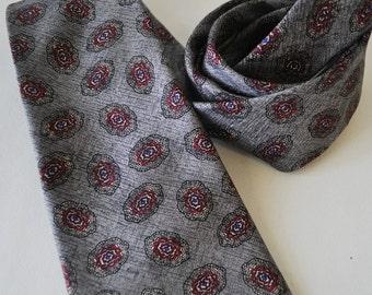 Oscar de la Renta vintage necktie