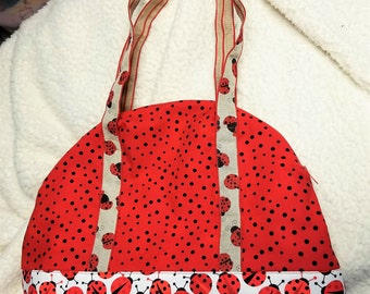 Ladybug Travel Bag