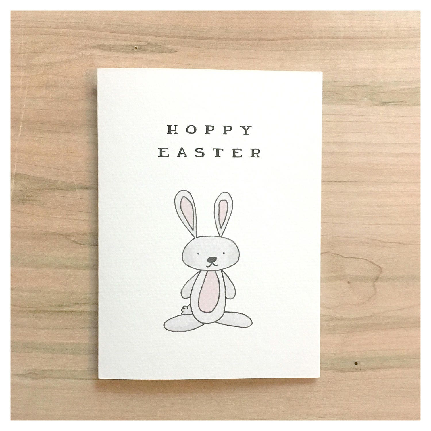 Hoppy easter easter card funny easter card cute card funny gallery photo gallery photo gallery photo kristyandbryce Choice Image