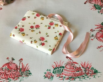 1950's Lingerie or Jewely Bag