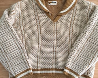 Puritan Wool Sweater 60s/70s