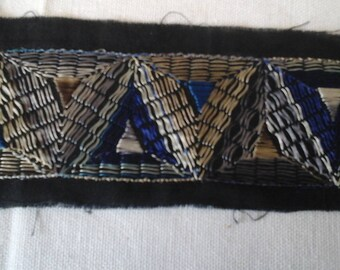 Pretty lace antique art deco style