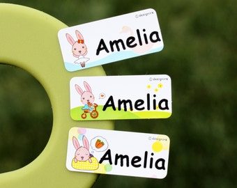 Baby labels Daycare labels Waterproof labels Baby bottle labels Name stickers Dishwasher safe labels Sippy cup labels Personalized labels