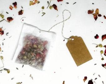 Rosemary teabags 4