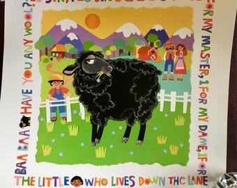 Bah Bah Black Sheep