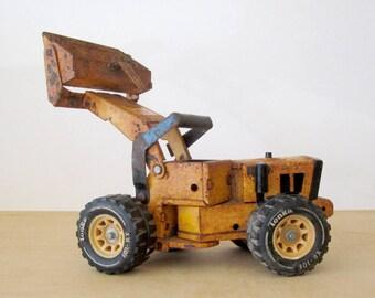 Vintage Tonka Metal Loader Toy