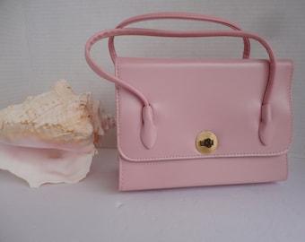 Classic Pink Handbag