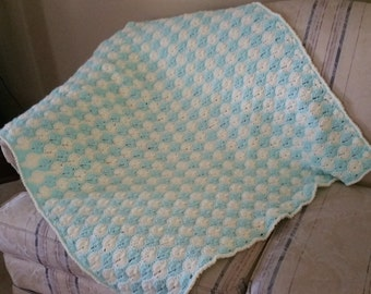 Crochet Baby Blanket, Baby Boy, Baby Girl, Baby Shower Gift, Baby Boy gift, Baby Girl Gift, Baby Blanket, Wheel Chair Blanket, Lap Blanket