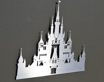 princess castle metal wall art metal wall art home decor disney inspired