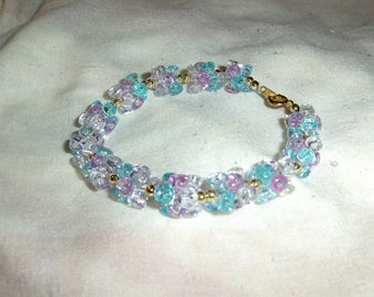 Color Blocks Combo - bracelets