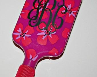 Personalized Hair Brush, Monogrammed Hair Brush, Personalized Brush, Custom Brush, Paddle Brush, Paddle Brush, Monogrammed Paddle Brush