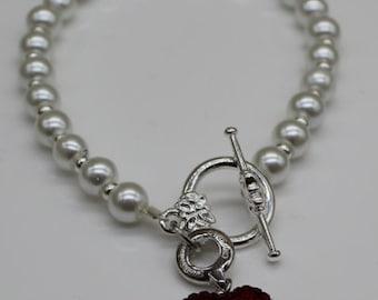 Sweetheart Bracelet - Red