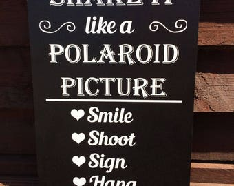 Chalkboard effect A4 sign! Any wording, font, colour, image.