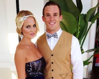 Great Gatsby favors, Wedding Favors, Weddings, Gifts, Mementos, 1920s Halloween Costume, Great Gatsby 10 headbands