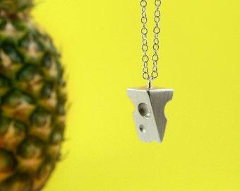 Cheese Dreams Necklace