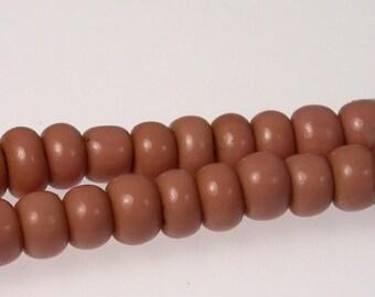 Handel mit afrikanischen Perlen Rosa Cheyenne Ghana (20)