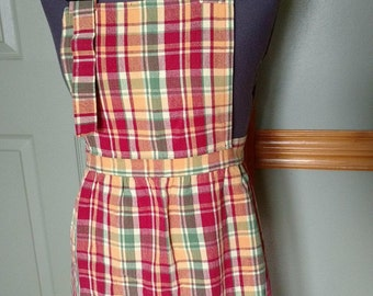 Aprons made handmade in quality fabrics, sizes and patterns, aprons for child to $ 7