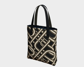 Hard Wired' Tote Bag