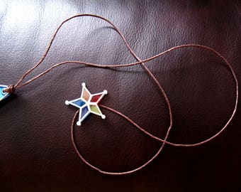 Made to Order Cord & Star Charm for Wayfinders