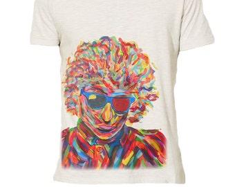 """Creativity"" cotton T-shirt organic Bob Dylan"