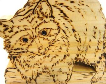 Raccoon Sculpture, Raccoon Wall Art, Raccoon Lover, Raccoon Art, Woodwork, Wood Raccoon, Wooden Raccoon, Woodworking, Raccoon Gift