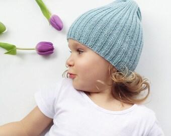 Beanie,knitted beanie,handknitted beanie, merino wool beanie,spring beanie,autumn beanie