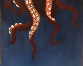 Drifting Octopus