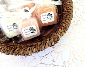 Spa Bridal Shower Favors Soap Favors Bridal Party Favors Bridesmaid Gift Bath and Beauty Favors Bachelorette Party Favor Personalized Favor