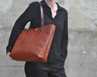 Italian Leather Shoulder Bag, Italian Leather Laptop Bag, Leather Work Bag, Leather Bag, Leather Tote Bag, Leather Diaper Bag, Leather Tote