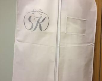 "Garment Bag ""Breathable"" Material"