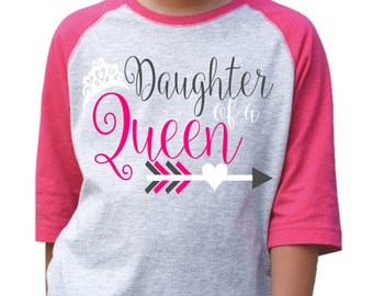 Daughter of a Queen T-Shirt