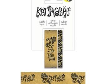 Karmabee Gratitude Washi Tape
