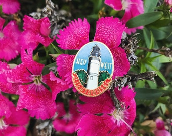 Key West Lighthouse Pin