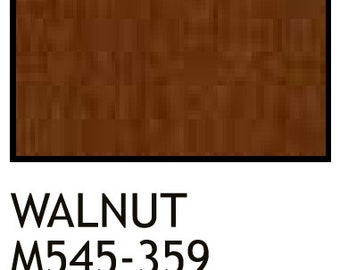 wiping wood and architectural wiping stains 2 Walnut 8 Oz