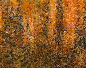 Abstract CZ17016 - Original Abstract Art